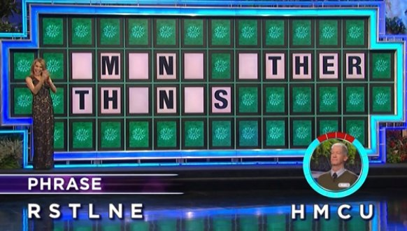 Ray Traube on Wheel of Fortune (4-11-2017)