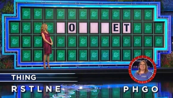 Aimee Soy on Wheel of Fortune (5-23-2017)