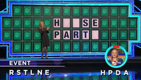 Laura Cheng on Wheel of Fortune (9-12-2017)