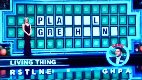 Anthony Giordano on Wheel of Fortune (9-19-2017)